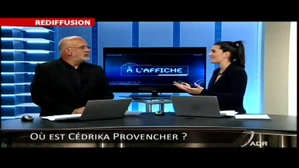 Disparition de Cédrika Provencher