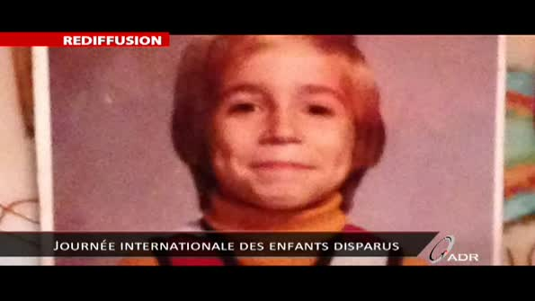 Journée internationale des enfants disparus