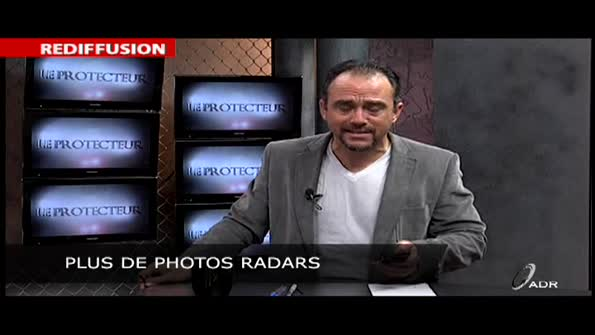 Les radars photo