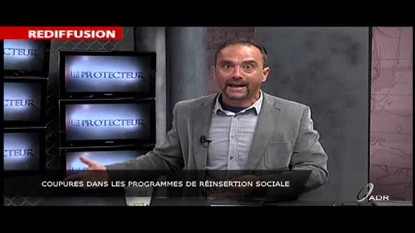 Coupures en réinsertion sociale