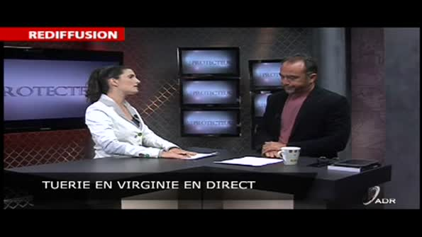 Tuerie en Virginie en direct
