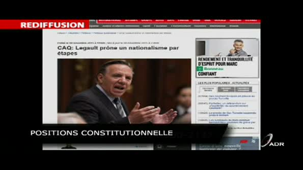 Positions constitutionnelle
